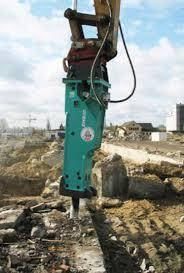 concrete cracker hire Lanarkshire